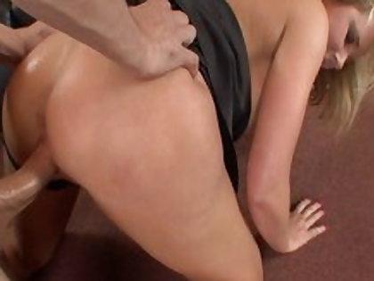 Crazy pornstar Lacey Love in amazing cunnilingus, big tits adult movie