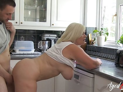 AgedLovE Lacey Starr Hardcore Busty Of age Tolerant