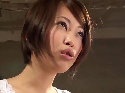 Japanese Belle Unfocused Saki Otsuka Double Penetration