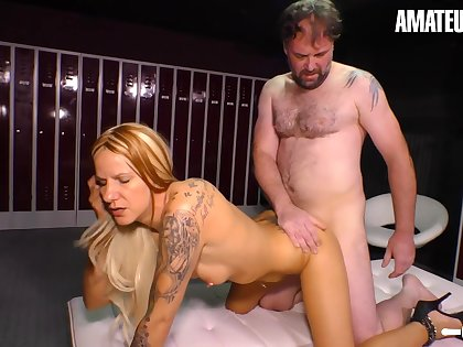 Slutty Grown up Housewife Craves Cock From Horny Outsider